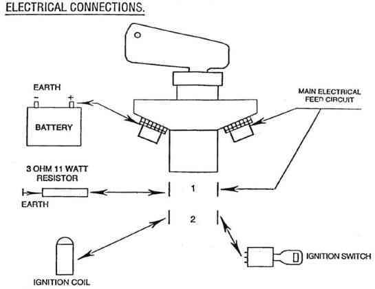 image003 technical tips the lonely world of battery isolators how to wire an isolator switch wiring diagram at virtualis.co